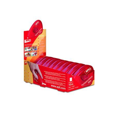 Roller adhesivo permanente 8mmx10m