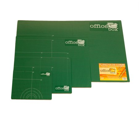 Plancha de corte A1 Office Box