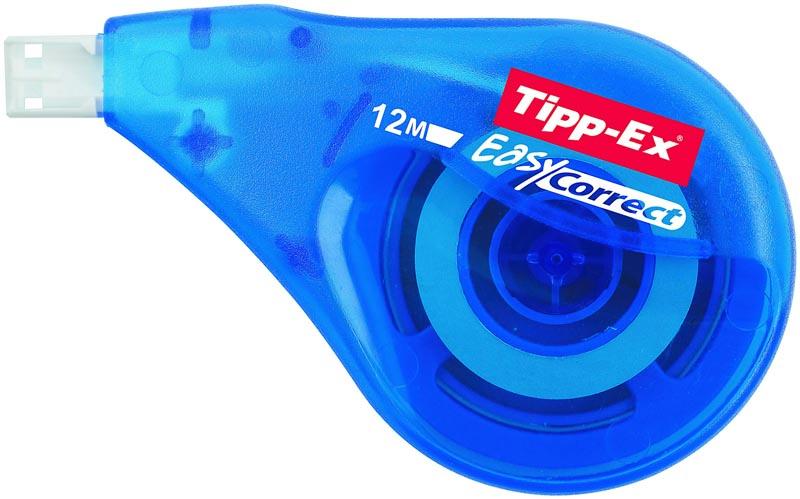 CORRECTOR TIPPEX EASY CORRECT 4,2mm x 12m.