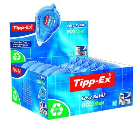 Corrector roller tipp-ex easy refill