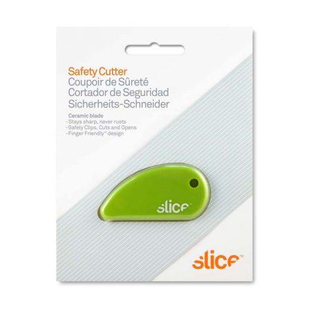 Cutter de seguridad cerámico pequeño Slice C121