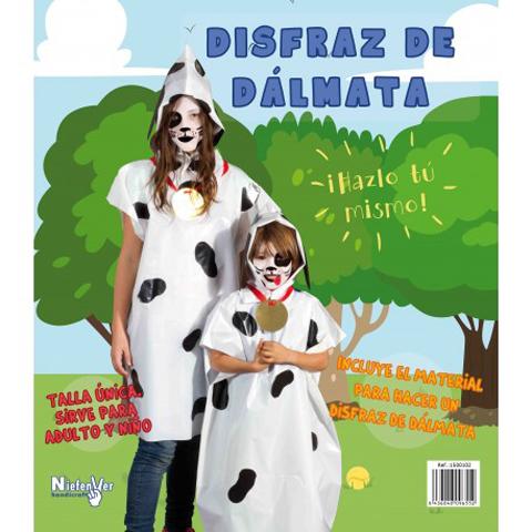 DISFRAZ DE DALMATA