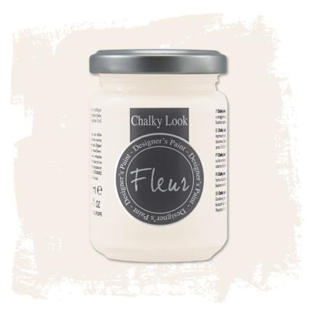 Pintura chalky look de Fleur 130 ml Cream Love