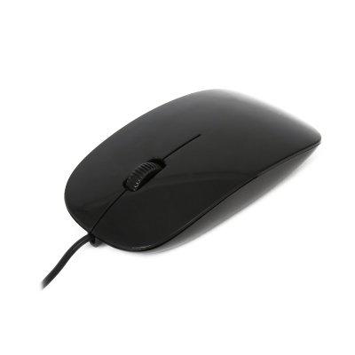 RATÓN ÓPTICO USB OMEGA NEGRO PERLA