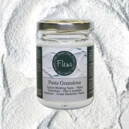 Pasta para relieve granulada Fleur 130 ml
