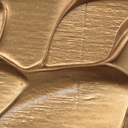 Pasta para relieve oro metalizado Fleur 130 ml