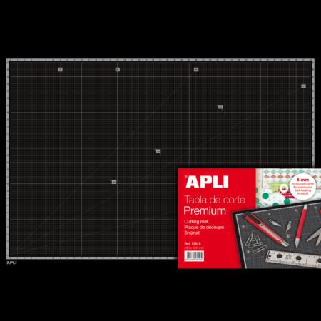Plancha de corte A3 premium de 2 mm de espesor Apli