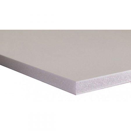 Plancha de cartón pluma blanco A4 con grosor de 3 mm