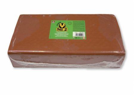 Arcilla sio-2 argila 12.5 kg rojo