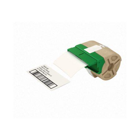 Cartucho de etiqueta precortada blanca de papel de 50 mm x 88 mm para Leitz Icon