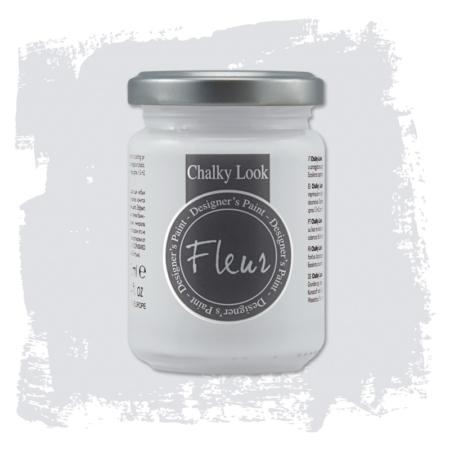 Pintura chalky look de Fleur 130 ml All about Grey