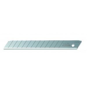 Paquete 10 cuchillas recambio Disnak para cutter 9 mm