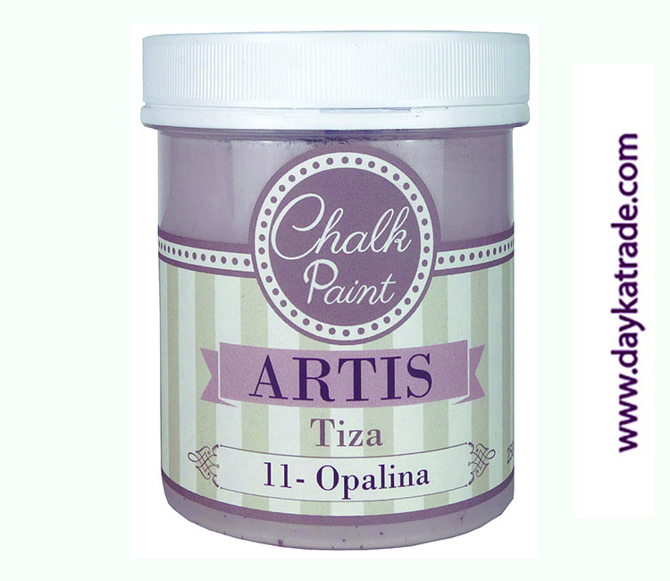 PINTURA TIZA CHALK PAINT ARTIS  250 ML OPALINA