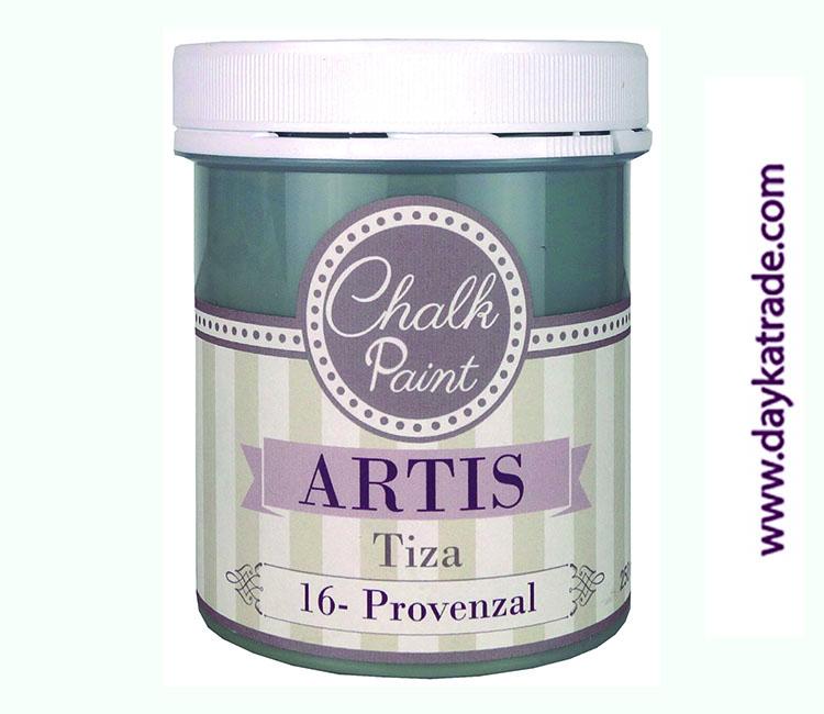 PINTURA TIZA CHALK PAINT ARTIS  250 ML PROVENZAL