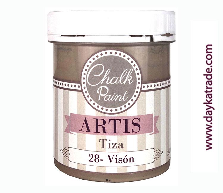 PINTURA TIZA CHALK PAINT ARTIS  250 ML VISON