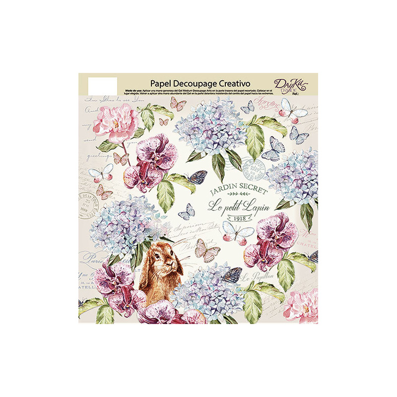 PAPEL DECOUPAGE 0813419