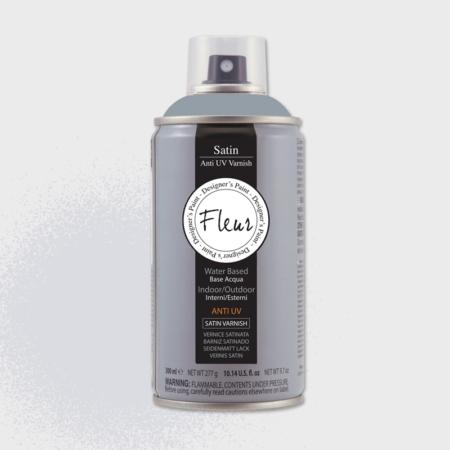 Barniz en spray satinado de Fleur 300 ml