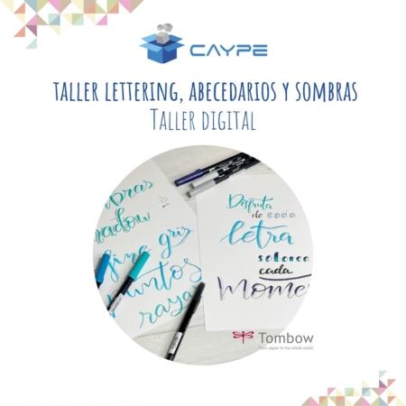 CURSO DIGITAL DE LETTERING - ABECEDARIOS Y SOMBRAS