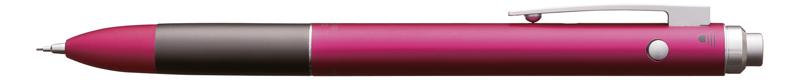 BOLIGRAFO MULTIFUNCION 3 EN 1 ZOOM L102 CUERPO ROSA