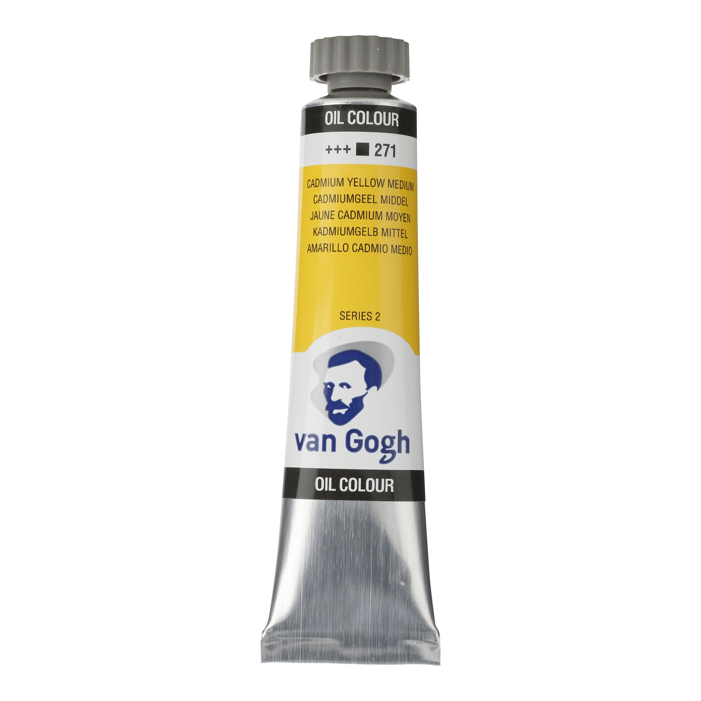 PINTURA OLEO VAN GOGH GOC 20ML AMARILLO CADMIO MEDIUM