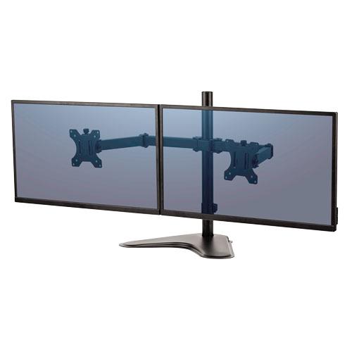 Peana para monitor doble Professional Series