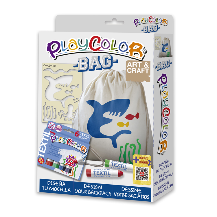 PLAYCOLOR PACK BAG BOLSA