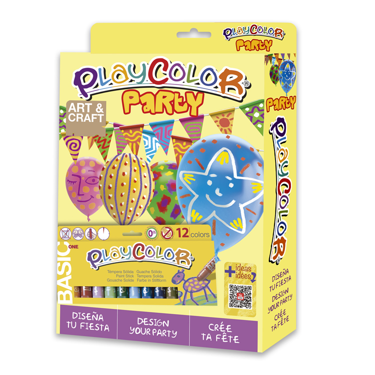 PLAYCOLOR PACK PARTY