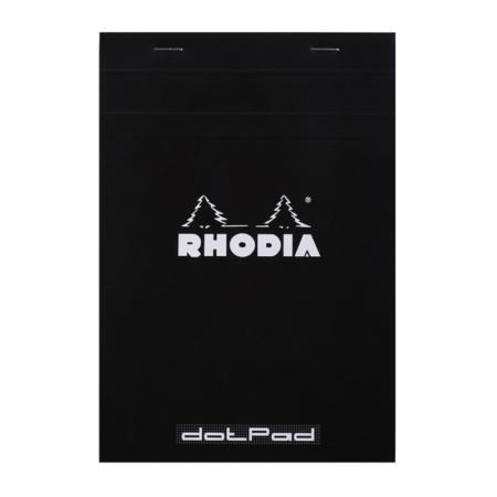 BLOC DE NOTAS RHODIA A5 DOTS 80 HOJAS