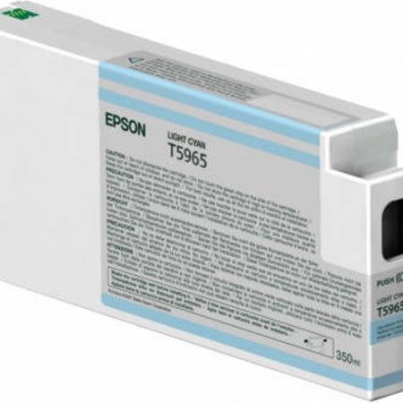TINTA EPSON T5965 CIAN CLARO C13T596500