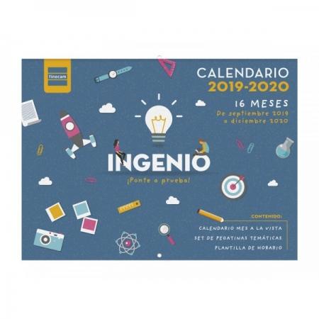 CALENDARIO 19-20 16M 308X225 INGENIO