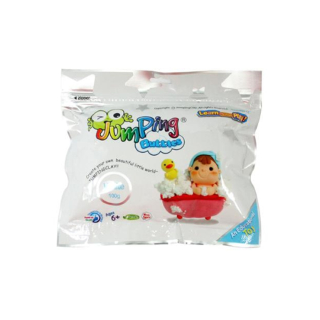 JUMPING CLAY 100 GR BUBBLES