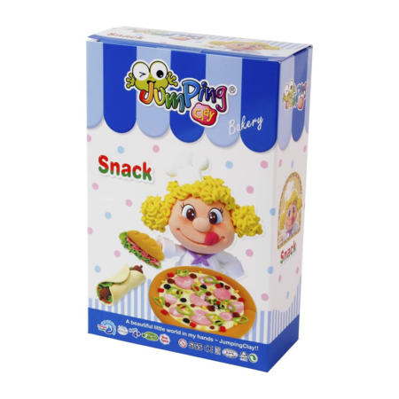 JUMPING CLAY BAKERY SERIES SET SNACKS