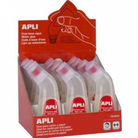 "COLA BASE AGUA ""WATER GLUE"" APLI 70 ML"