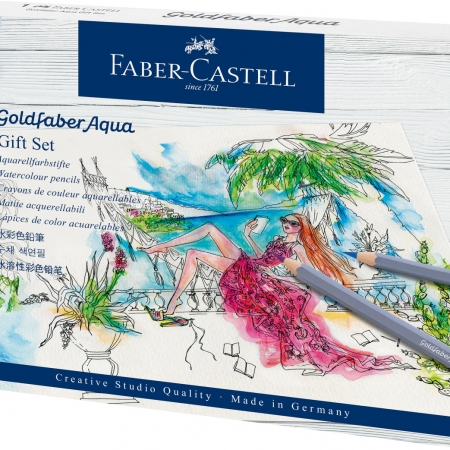 SET GOLDFABER AQUA GIFT