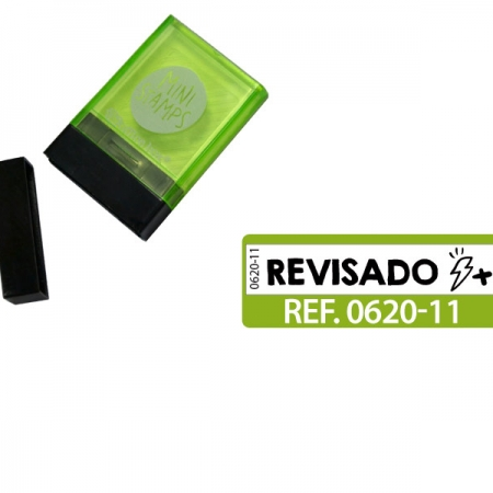 "SELLO ""REVISADO"" CASTELLANO VERDE"