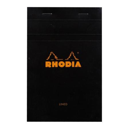 BLOC RHODIA ORANGE GRAP. 80H, 80G 11X17