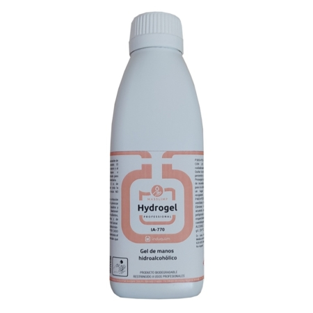 GEL HIDROALCOHÓLICO DESINFECTANTE 250 ML