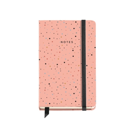 CUADERNO LOGBOOK 90X140 LISO NATURALLY SPLASH
