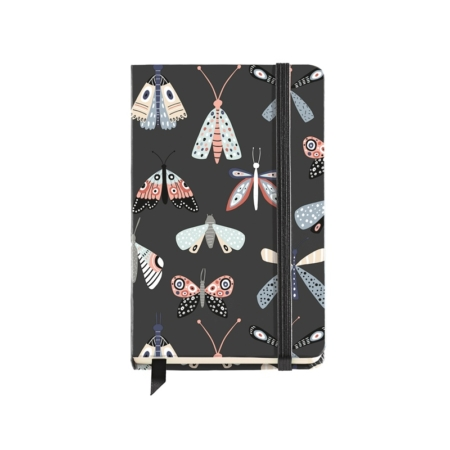 CUADERNO LOGBOOK 90X140 LISO NATURALLY WINGS