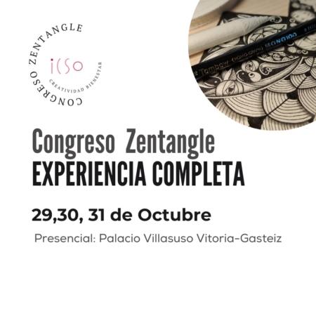 EXPERIENCIA COMPLETA CONGRESO DE ZENTANGLE