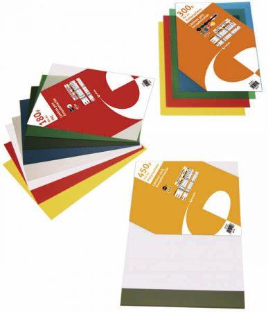Paquete de 100 láminas de encuadernación de PP A4 de 300 μ Grafoplas