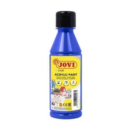 Tempera plástica jovidecor 250 ml